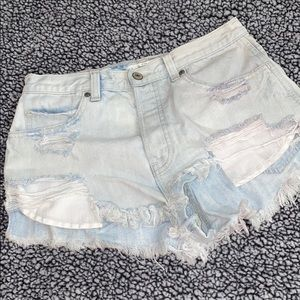 Ambercrombie & Fitch shorts